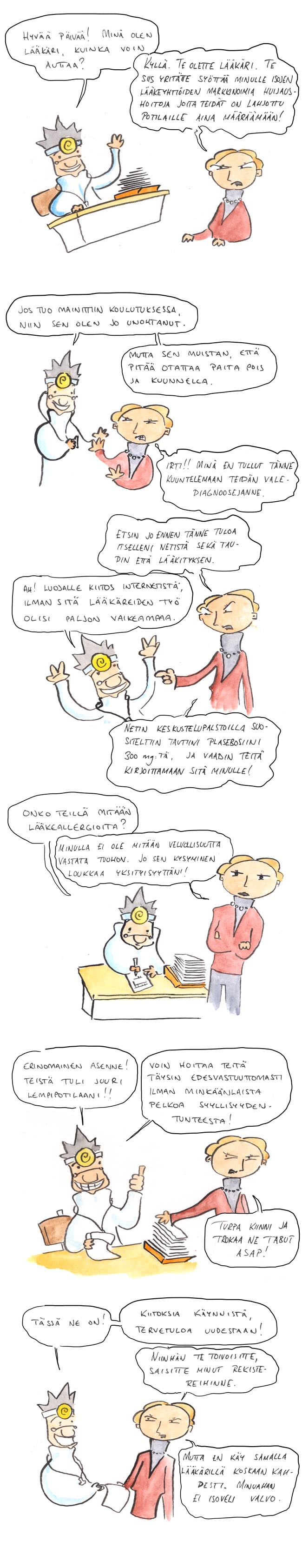 Potilas
