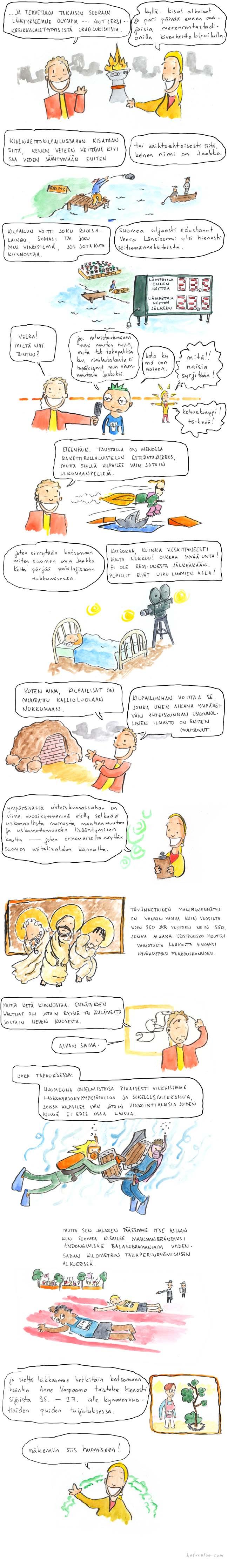 Kreikkalaistyyppiset kisat