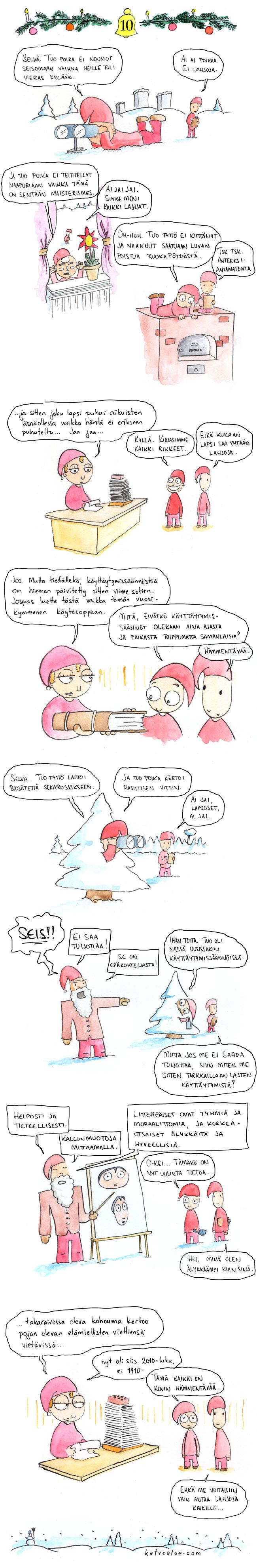 Joulu: Tuhmuus